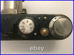 1929 Leica I A with 5cm. F3,5 Elmar, Serial Number 18989, in good working order
