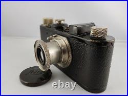 Absolute RARITÄTOriginal Leica I von 1928 Seriennummer 9000 mit Objektiv Elmar