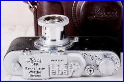 Camera Leica D. R. P. Elmar f=5 cm 13,5 Vintage Excellen \ Copy FED