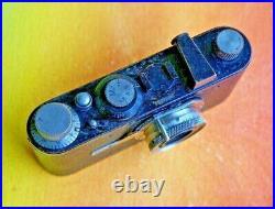 Camera Leica IA Lens Elmar 3.5/50mm. Serial number 28531, quite early