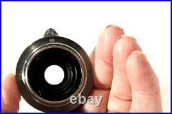 Canon (Leica thread) 35 2.8 Canon Camera Co, clean