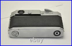 Canon model 7 Rangefinder Film Camera Body Leica Screw Mount LTM L39 M39
