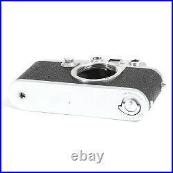 EX++++ Leica IIIf Red Dial RD 35mm Rangefinder Camera Body 1953 #672998