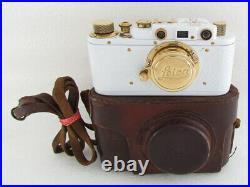 EXC! Leica II(D) Olympiada Berlin 1936 WW 2 Vintage Russian 35mm Photo Camera