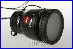 LEICA Camera Germany 5X Universal Loupe 37350 35mm Slide Viewer withsoft case