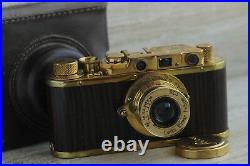 LEICA II Berlin Olympics 1936 Camera Leitz Elmar Exclusive (zorki copy)
