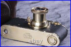 LEICA II D Kriegsmarine German Camera Luxury Vintage Camera (fed copy) Gift