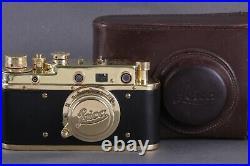 LEICA II D Leitz Elmar Olympic XI Games 1936 Vintage 35mm Art Camera /Zorky Base