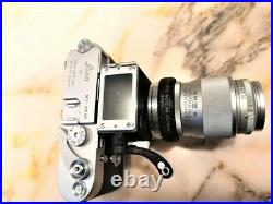 LEICA M3 double stroke with accesories + hector 130/4,5 +ttl component