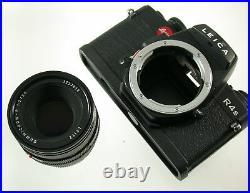 LEICA R4s DUMMY Summicron 2/50 Set boxed new old stock Lagerware DECORATION