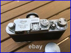 Leica 111f Camera In Very Good Condition