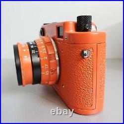 Leica CAMERA Berlin Luftwaffe 1936 Rangefinder 35 mm Vintage (Fed copy)