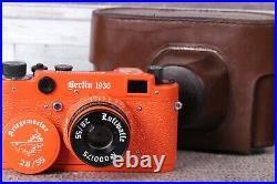 Leica Camera Kriegsmarine Exclusive Model, Rangefinder 35 mm