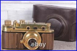 Leica D. R. P. Vintage Camera rangefinder Film Lens Elmar f3.5/50mm