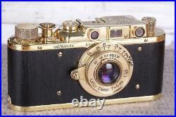 Leica D. R. P camera Leitz Elmar lens 13.5 Limited Edition, vintage camera