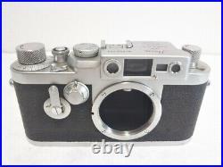 Leica DBP Camera Ernst Leitz GMBH Wetzlar Germany Nr. 850774 35mm from Japan #777