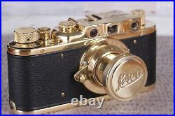 Leica II D Berlin 1936 Camera lens Leitz Elmar Vintage Exclusive