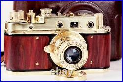 Leica II D Berlin Olympiad 1936 Camera lens Leitz Elmar, f = 5, 13.5
