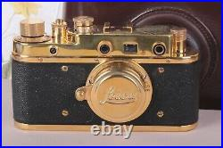 Leica-II(D) Panzerkampf WWII VTG WWII Ernst Leitz Wetzlar 35mm Camera /FED based