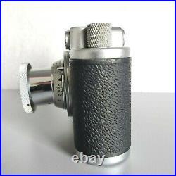Leica-II (D) camera vintage with Leitz Elmar 3.5/50