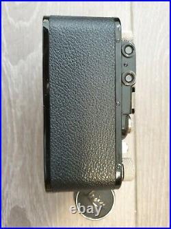Leica II Model D MINT body with Elmar 50mm f3.5 all CLA'd