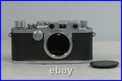 Leica III-F Body with Cap