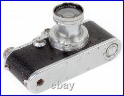 Leica III No. 152165 mit Summar f=5cm 12 No. 465895 Ernst Leitz Wetzlar RARE