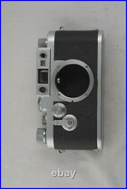 Leica IIIG SM Camera #848683 Body