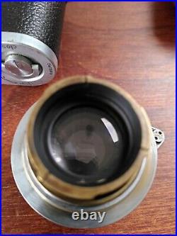 Leica IIIa + Summar 50mm 1.2