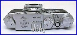 Leica IIIg #827967 mit Elmar 5cm f/3.5 & Anleitung TOP// vom Händler