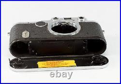 Leica IIc, Serial #443516, synchronized