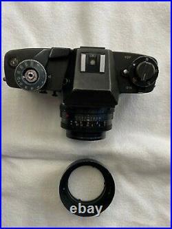 Leica Leicaflex SL2 SL 2 Leitz + Obiettivo 50 mm Fotocamera vintage funzionante
