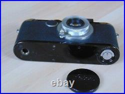Leica Leitz LEICA LENEU Leica I Model A original converted to II Original Tasche