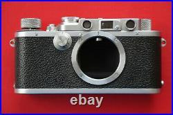 Leica Leitz Wetzlar III Gehäuse Baujahr 1938