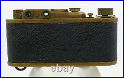 Leica Luftwaffen Russian copy with 13.5 F=50mm lens Serial No 354214