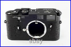 Leica M 4, #1413114, 50 Jahre #214-I, Black Chrome