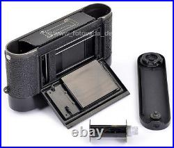 Leica M2 No. 1098955 (BLACK PAINT) Leitz Wetzlar Germany CONDITION A/B