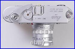 Leica M2 + Smmicron 50 2.0 Dummy Attrappe 12811A Display Model