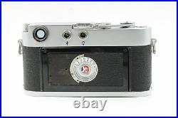Leica M3 DS Double Stroke Rangefinder Camera Body #097