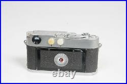 Leica M3 DS Rangefinder Film Camera Body Chrome #081
