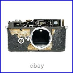 Leica M3 Parts 1955 DS Camera Body Only Disassembled For Parts/Repair #336