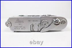 Leica M3 Single Stroke Rangefinder 35mm Film Camera M3-977373