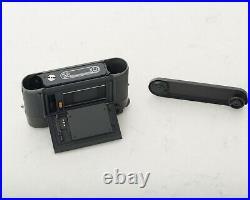 Leica M7 0.72 #2888101 Mp Viewfinder Black Mint