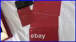 Leica, Oskar Barnack Limited Edition, 2004. Working copy of the original Leica 0