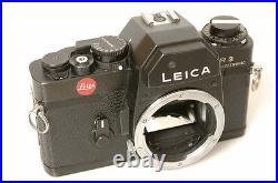 Leica R R3 Electronic Slr 35mm Camera