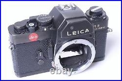Leica R R3 Electronic Slr In The Original Makers Box