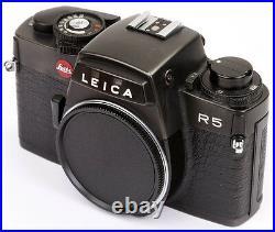Leica R5 No. 1722941 ERNST LEITZ WETZLAR GMBH TOP CLEAN