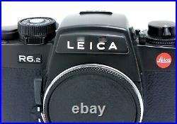 Leica R6.2 Body #1994551 Made in GermanyEXZELLENTER Zustand// vom Händler