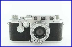 Leica Umbau IIIc zu IIIf mit Elmar 2,8 5 cm Leitz 88149