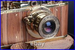Leica camera Leitz Elmar lens 13.5 Limited Edition